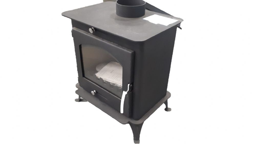 Wood Burner Stove DL007C - Large